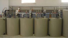 PP CHEMICAL DOSING TANKS